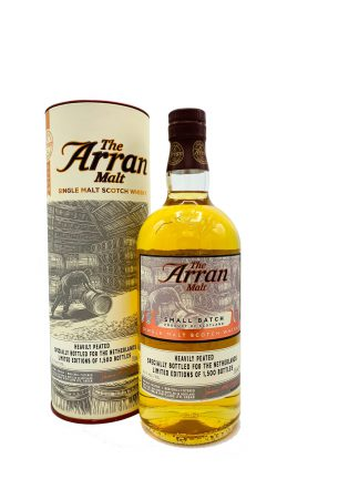 The Arran Small Batch Heavily Peated