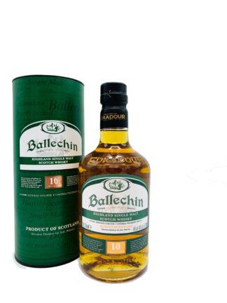 Ballechin 10 Years Peated
