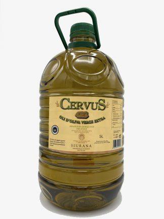 Cervus Arbequines Olijfolie 5 Liter