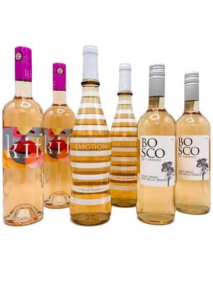 Rosé Wijnbox Sjatoo