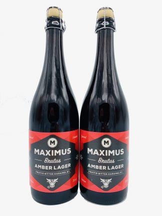 Maximus Brutus Amber Lager Groot