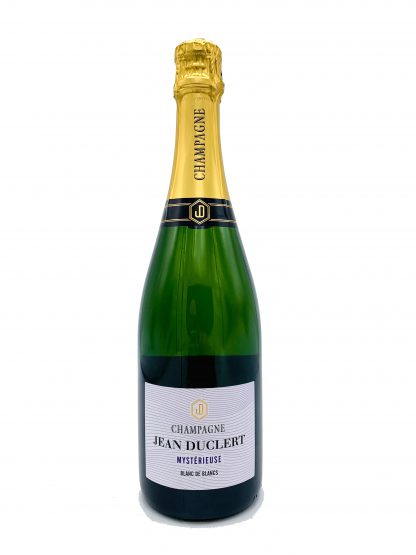 Champagne Jean Duclert Blanc de Blancs Mysterieuse